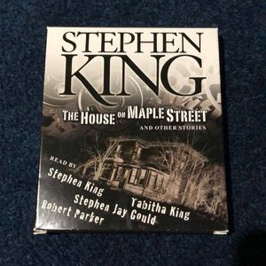 The house on maple st audiobook by Stephen King